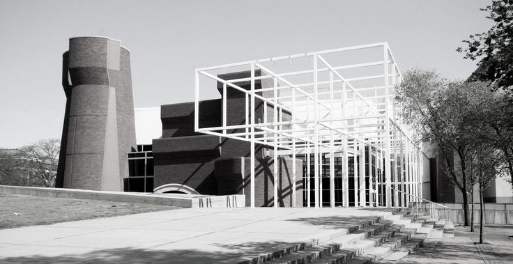 Gallery of AD Classics: Wexner Center for the Arts / Peter Eisenman - 1