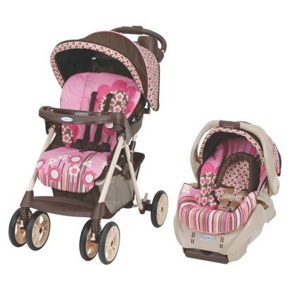 Love this travel system!