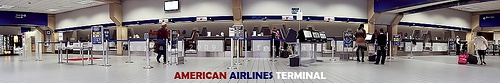 http://airlinepedia.net/how-to-fly-standby.html Simple methods to fly standby, advice and tips. The main air carriers have got completely different guidelines on the subject of traveling standby, check out this page to understand the best way to take action. American Airlines Check-In, DFW