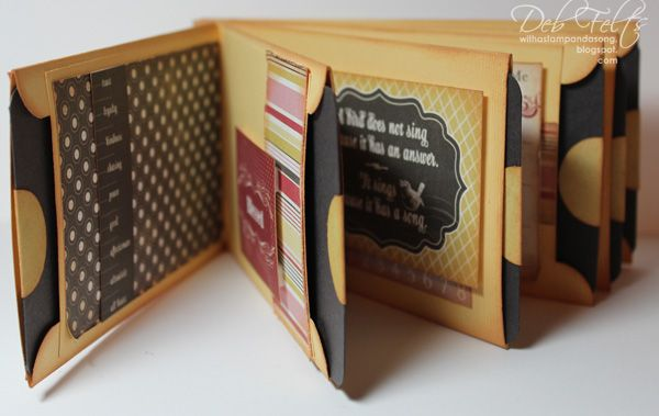 "tutorial - ""Coin Pocket"" Album made from 12x12 paper rather than premade envelopes"