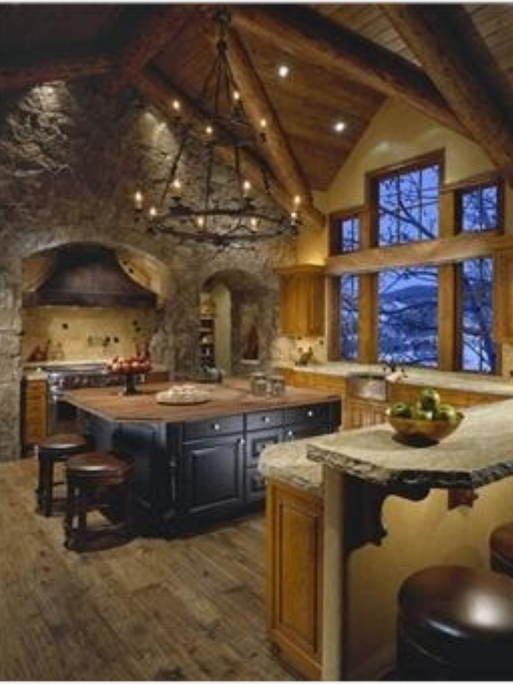121 Best Rustic Kitchen Images On Pinterest | Home, Architecture And Kitchen