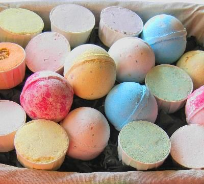 Win a huge hamper of bath bombs and soaps