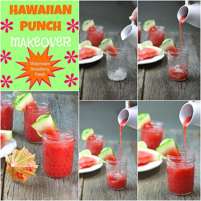 healthy fruit smoothies with almond milk hawaiian fruit