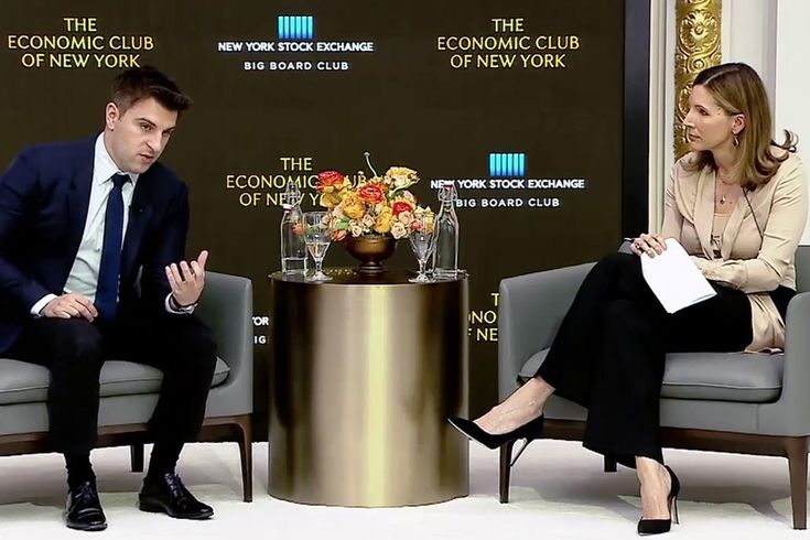 Airbnb Needs Growth  and to Grow Up  Before Its IPO  Airbnb CEO Brian Chesky (L) during an interview at the Economic Club of New York earlier this year. Economic Club of New York / Economic Club of New York  Skift Take: Bershidsky is right that disruptors like Airbnb and Uber need to eventually grow up; that's a given. But mark our words: Hotels aren't the only thing Airbnb will disrupt going forward. Online travel agencies you've been put on notice.   Deanna Ting  With Ubers problems…