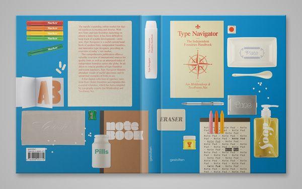 Type Navigator by TwoPoints.Net , via BehanceDesign Inspiration, Handbook Author, Graphics Design, Book Covers, Types Navigation, Bureau, Book Projects, Book Types, Foundry Handbook