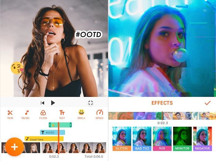 13 Best Tik Tok Video Editing Apps For Android To Use In 2020 Video Editing Apps Video Maker App Editing Apps