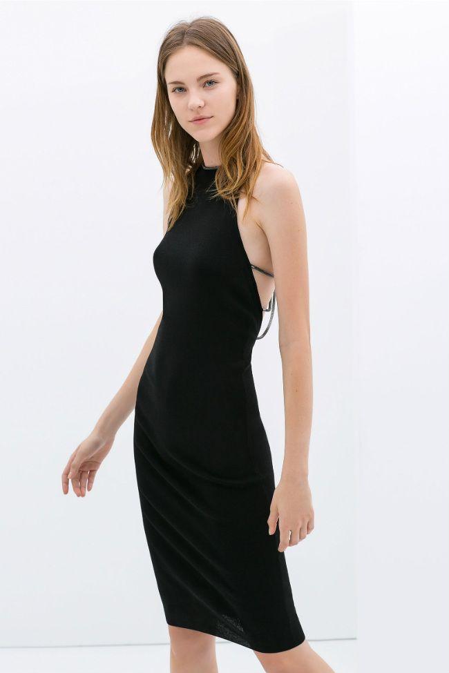 Precios mini, vestidos de fiesta muy baratos de Zara, Mango y H&M