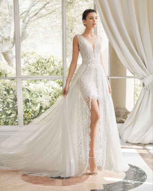 Melanie Bridal 2019 Rosa Clara Couture Collection Mini