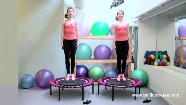 bellicon Advanced 25 Minute Workout - bellicon Routine (Part 4) on Vimeo