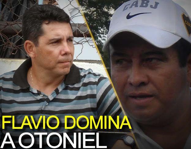 Flavio Domina A Otoniel