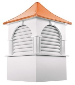 Good Directions Farmington Cupola 84x131in  Good Directions Farmington Cupola Expertly handcrafted Cupolas are the perfect complement to any traditional construction project. With a long history of enhancing the appearance of homes, barns, and commercial structures, these Cupolas are known for their wide variety of beautiful designs and high quality construction.
