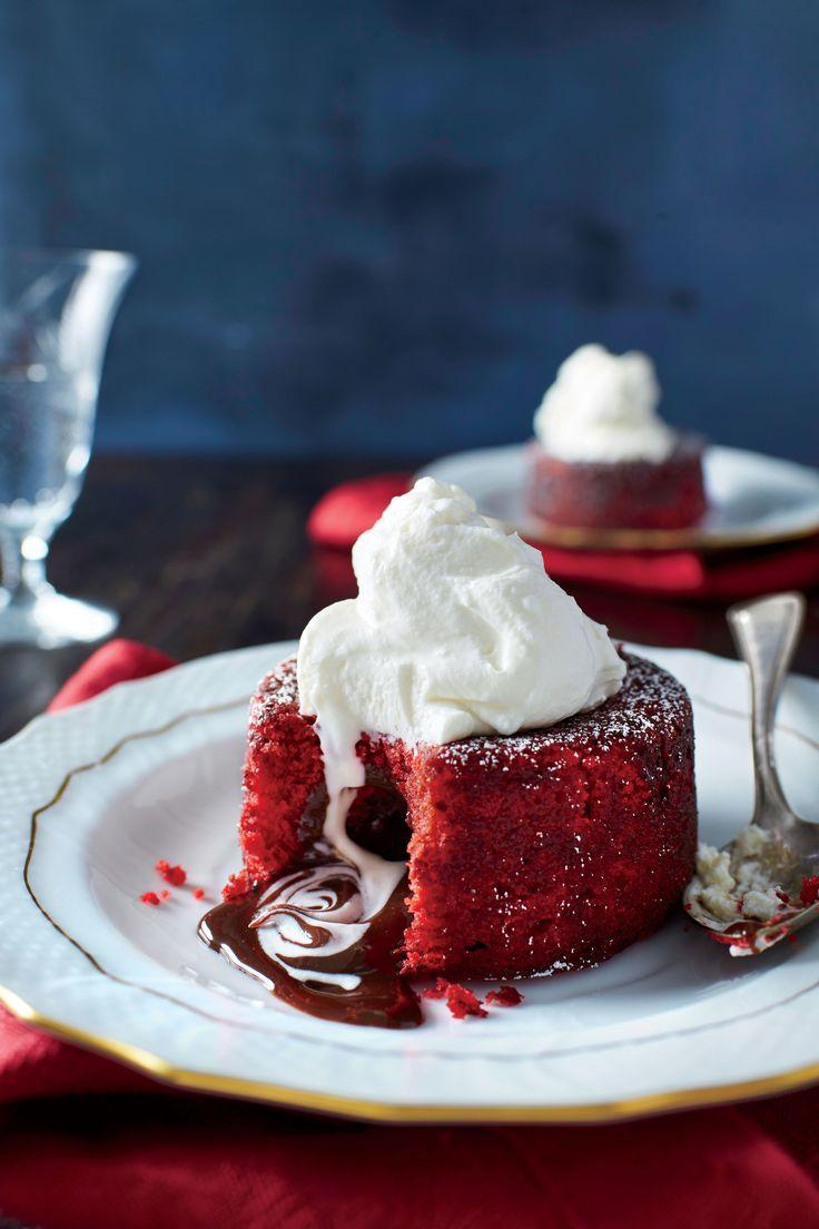 Basic Red Velvet Cake Recipe