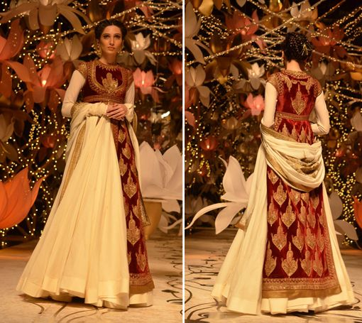 INDIA BRIDAL FASHION WEEK 2013 – ROHIT BAL