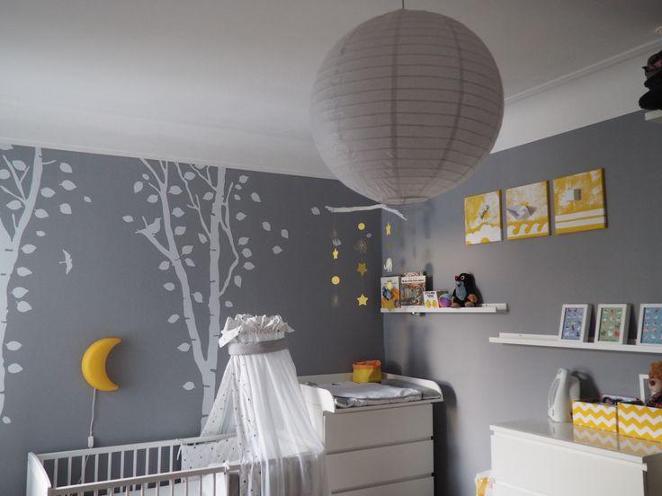 39 best images about babyzimmer in grau und wei unisex for Babyzimmer ikea