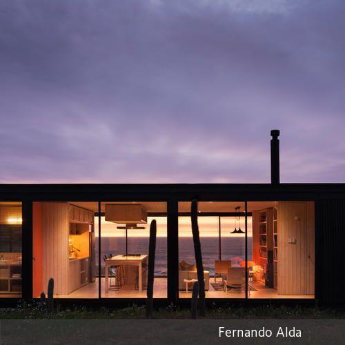 In Nur 45 Tagen Ein Eigenes Haus Bauen, Das Fertige Gebäude Dann Innerhalb  Von Vier