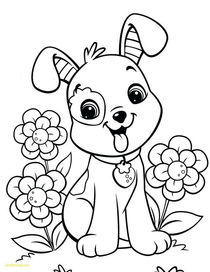 Kid Spring Coloring Page Coloring Pages Spring Coloring Pages Pdf