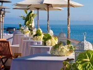 The Rooftop Lounge at La Casa del Camino, Laguna Beach