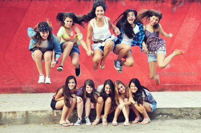 Fotografia de 15 anos, 15 anos, amigas, friends, friendship, amizade.
