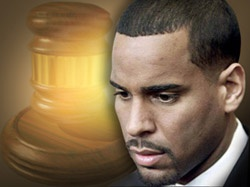 Former NBA star Jayson Williams met @Danny Meyers in 1999.  In 2002 he accidentally shot and killed a limo driver in his home, and now lives in prison.