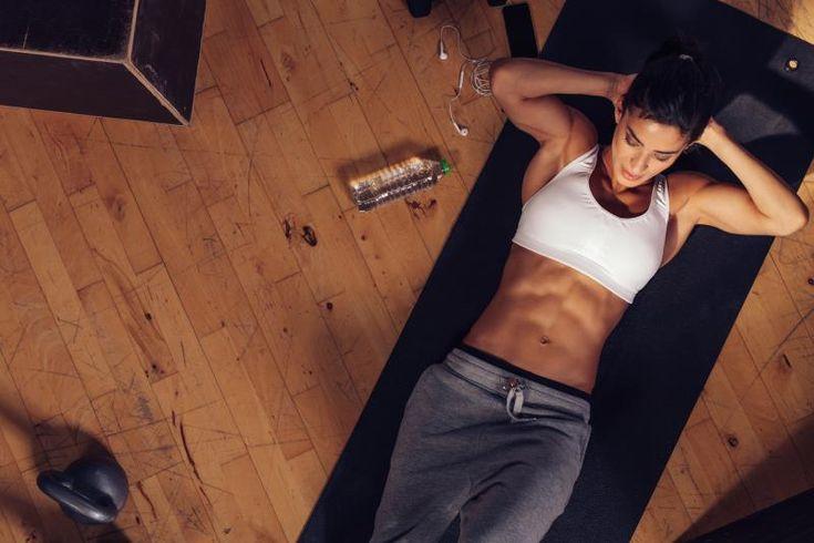5 Minuten ab Workout