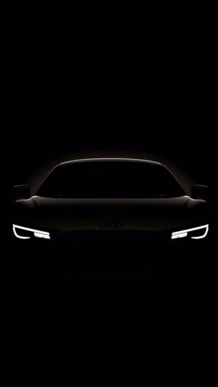 Dark Shiny Concept Car Iphone 7 Wallpaper Mobil Konsep