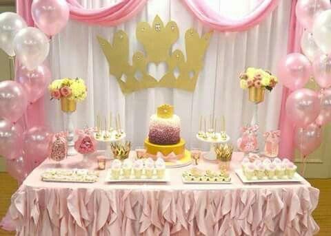 Princess Centros De Mesa Pinterest