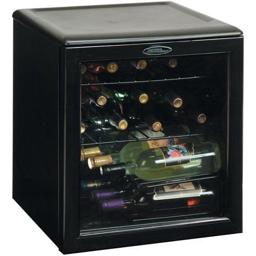 Special Offers - Danby DWC172BL 1.8-Cu.Ft. 17-Bottle Counter-Top Wine Cooler Black - In stock & Free Shipping. You can save more money! Check It (May 20 2016 at 06:01PM) >> http://coffeemachineusa.net/danby-dwc172bl-1-8-cu-ft-17-bottle-counter-top-wine-cooler-black/