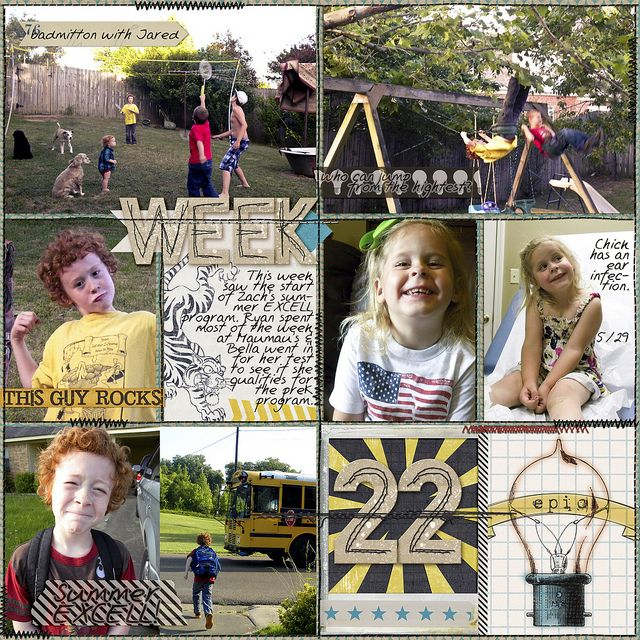 Project Life   week 22