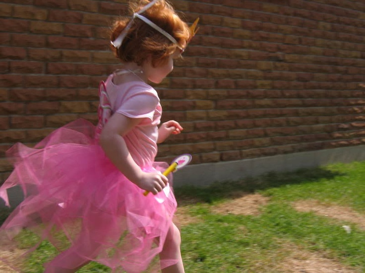 Fairies move as fast as children grow.  You've got to be paying attention.: Pay Attention, Fairies Moving, Children Growing