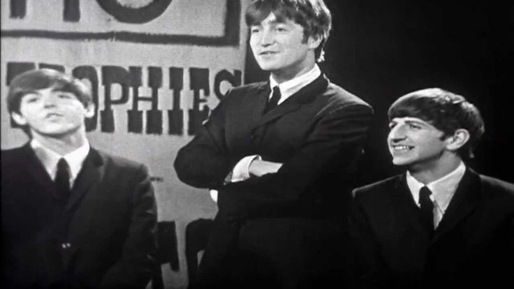 The Beatles - Complete Interview with Ken Dodd 1963  (Sub. Español)