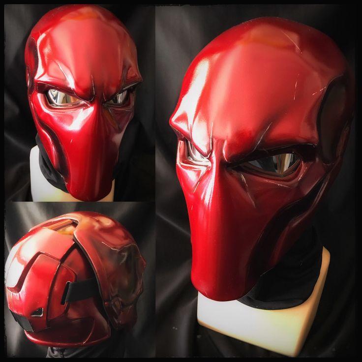 Helmet - Red Hood DS Variant