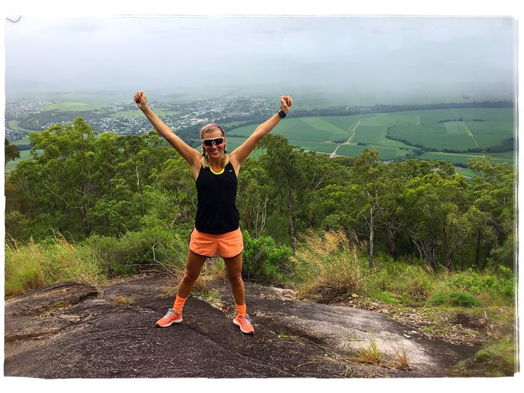 Walsh's Pyramid NQ.  Happy hiking in Queensland!