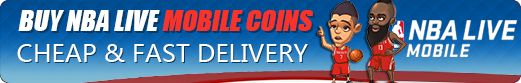 Buy NBA Live Mobile Coins - MMOAH