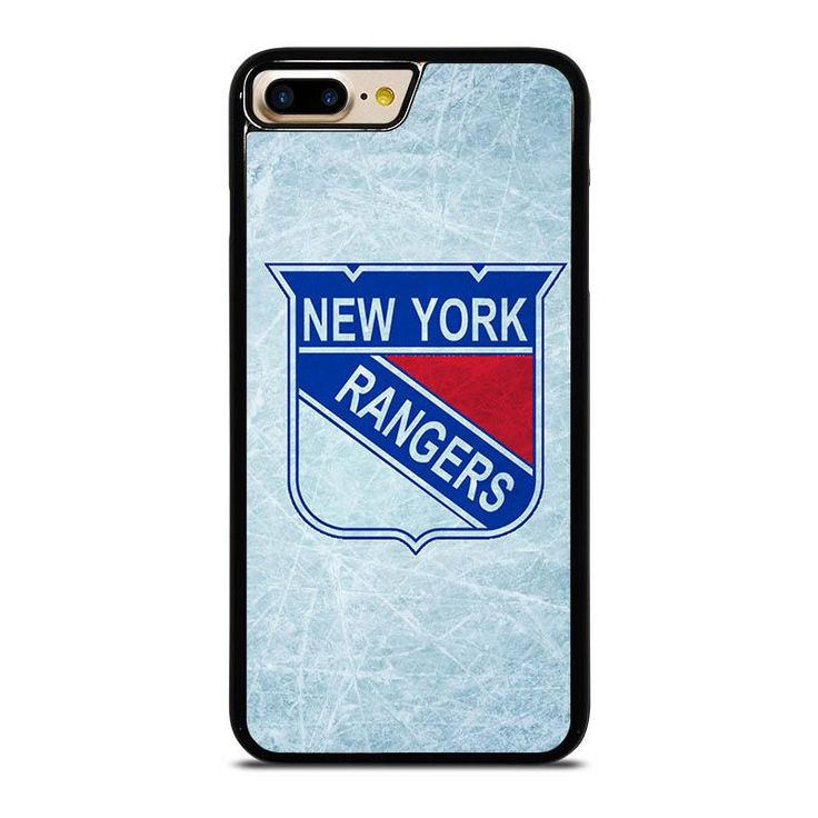 NEW YORK RANGERS NHL ICE LOGO iPhone 7 Plus Case - Best Custom Phone Cover Cool Personalized Design – Favocase