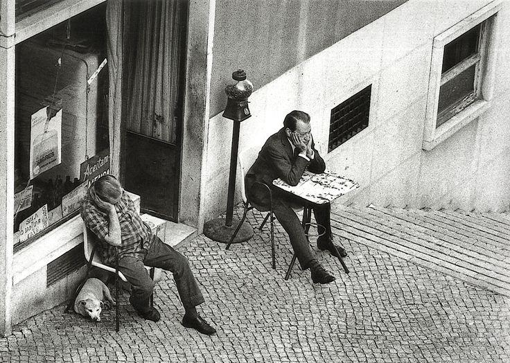 Eduardo Gageiro Baixa de Lisboa, Portugal, Undated
