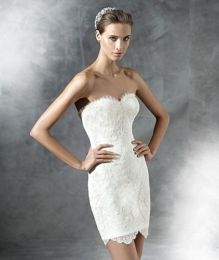 Spectacular Pronovias Wedding Dresses Collection
