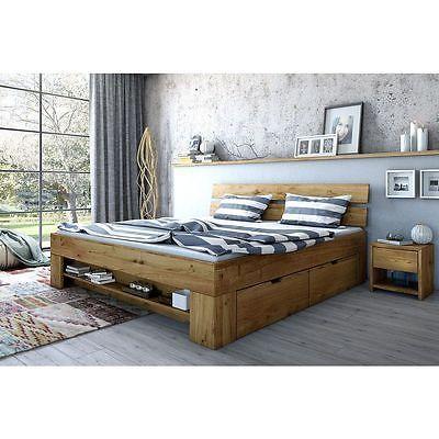 Die besten 25+ Holzbett Ideen auf Pinterest Holzbetten