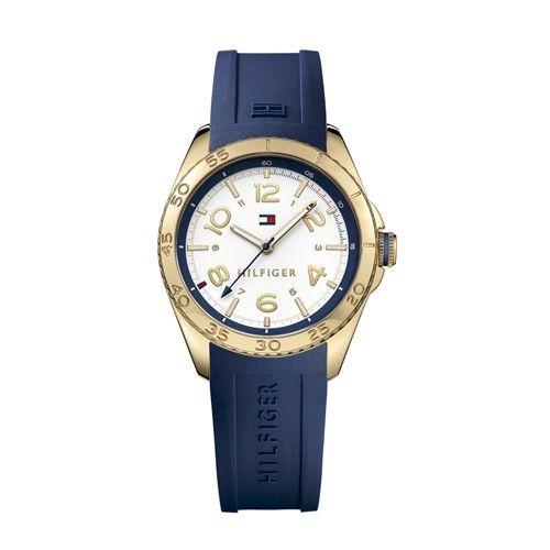 Reloj goma Tommy Hilfiger. Envío a cualquier parte de España.