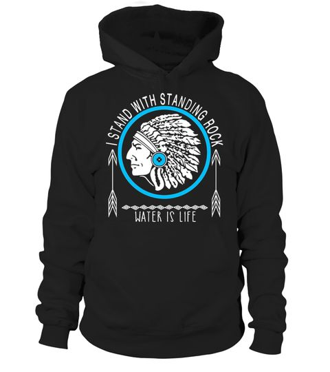 NoDAPL I Stand With Standing Rock TShirt