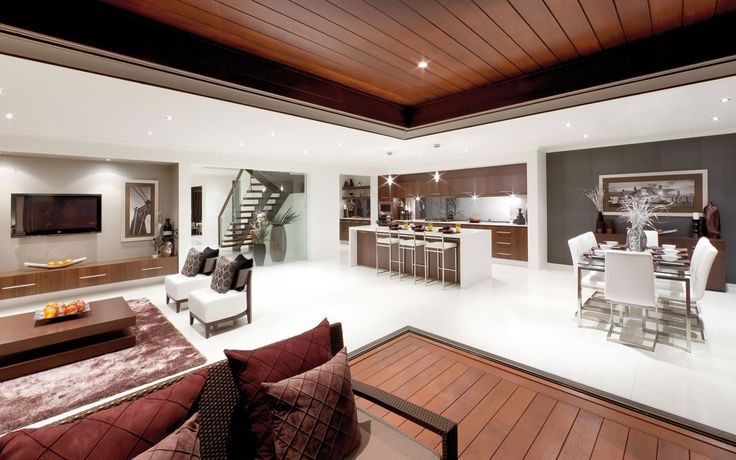Living kitchen & dining