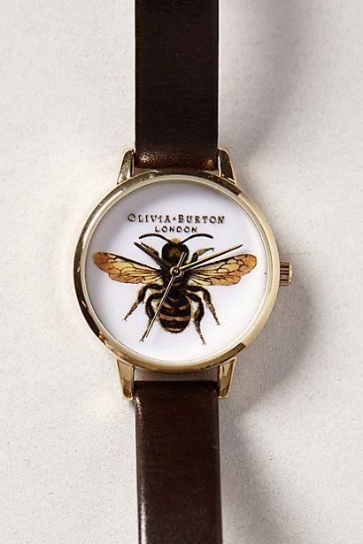 Olivia Burton- Woodland Bee watch