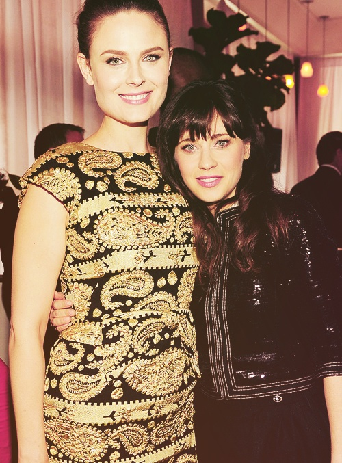 1000+ images about Deschanel Sisters:) on Pinterest