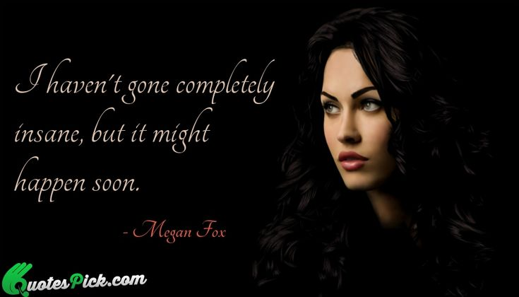Image result for Megan Fox Quotes