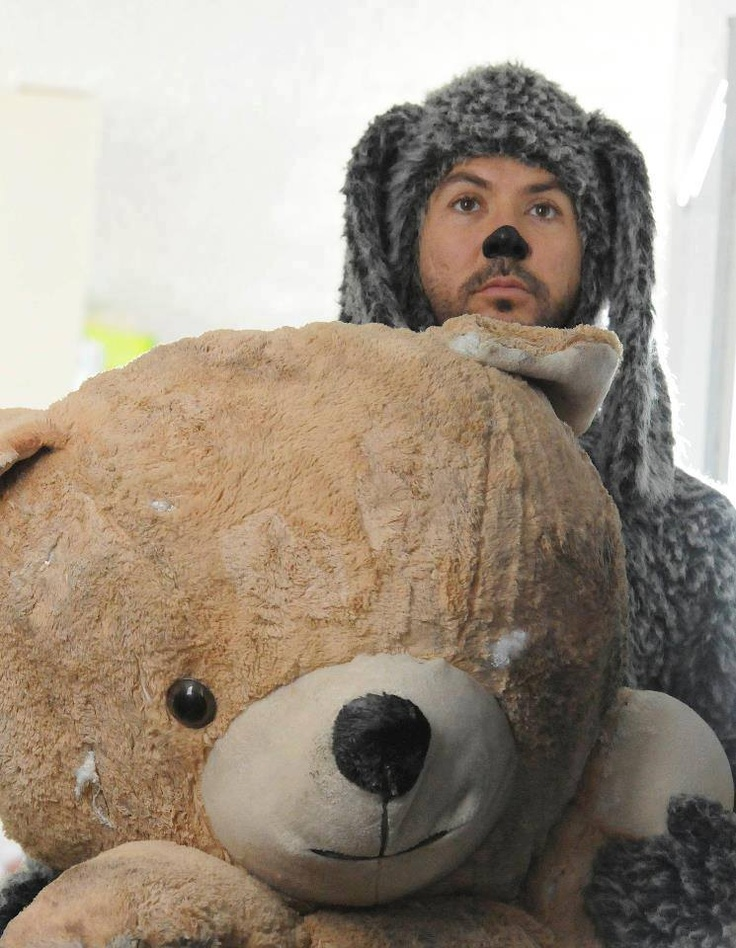 Wilfred and Bear.....it's complicated
