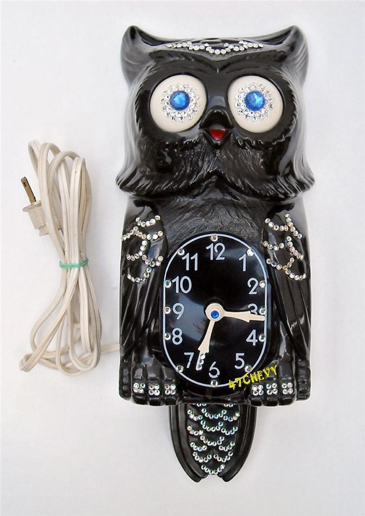 191 Best Images About Owl Clocks Uilen Klokken On