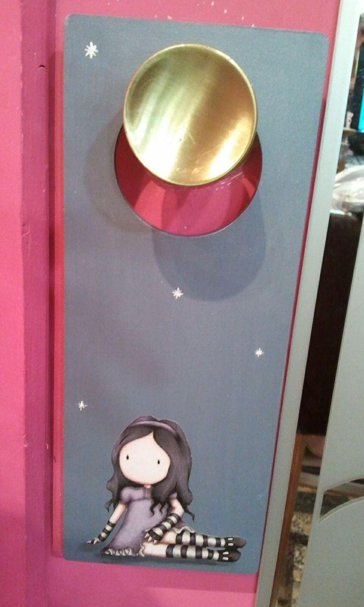 1000 images about colgadores puerta on pinterest - Colgadores marta ...