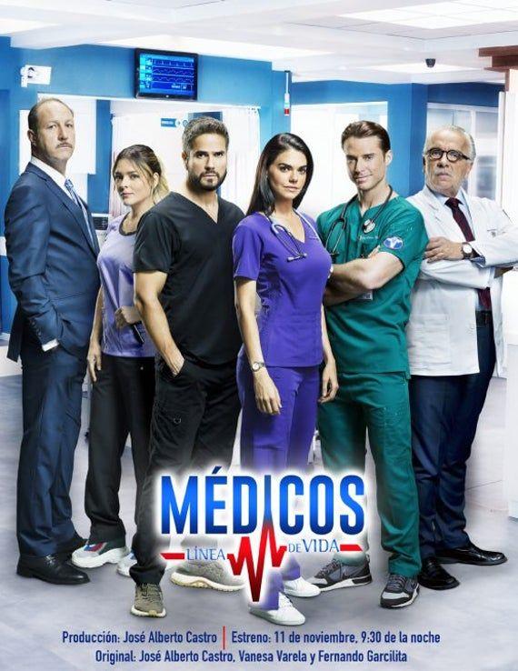 Médicos Línea De Vida Telenovela Mexicana 21 Dvds Telenovelas Videos Hospital