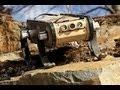 Cool jumping robot