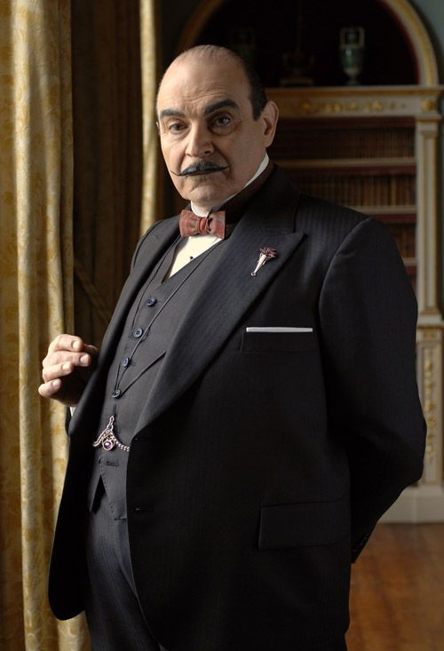 Love this man.: Agatha Christy, Hercule Poirot, Worth Reading, Poirot Hercules, Papa Poirot, Hercules Poirot, Books Worth, David Suchet, Detective
