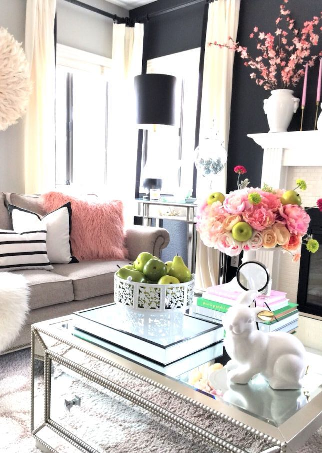 13 Kate Spade New York Inspired Decor Ideas For Your Living Room Part 29